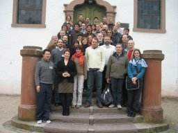 Dagstuhl Seminar group picture